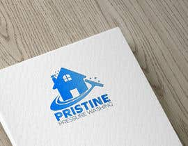 #188 untuk I need a company logo design for Pristine Pressure Washing oleh ghulam182