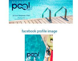 #1 для Images for Social Media for Swimming Pool Service от pinkyakther399