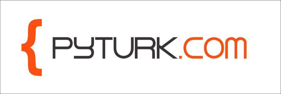Kilpailutyö #14 kilpailussa Design Logo for pyturk.com
