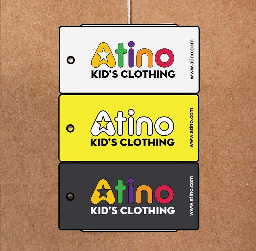 Contest Entry #63 for Wordmark for New Children's Clothing Brand
