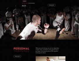 #31 for Design for capoeira web site by iTechnoweb