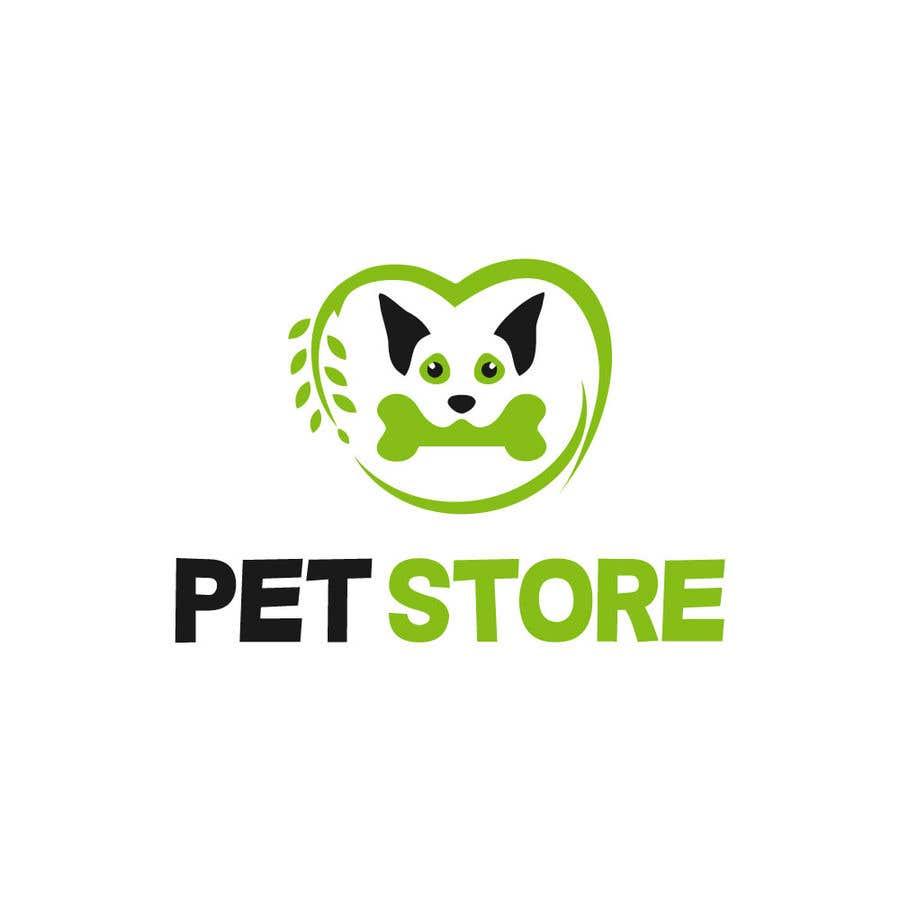 Penyertaan Peraduan #44 untuk Need a creative logo for my online pet store