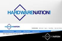 Graphic Design Contest Entry #304 for Logo Design for HardwareNation.com