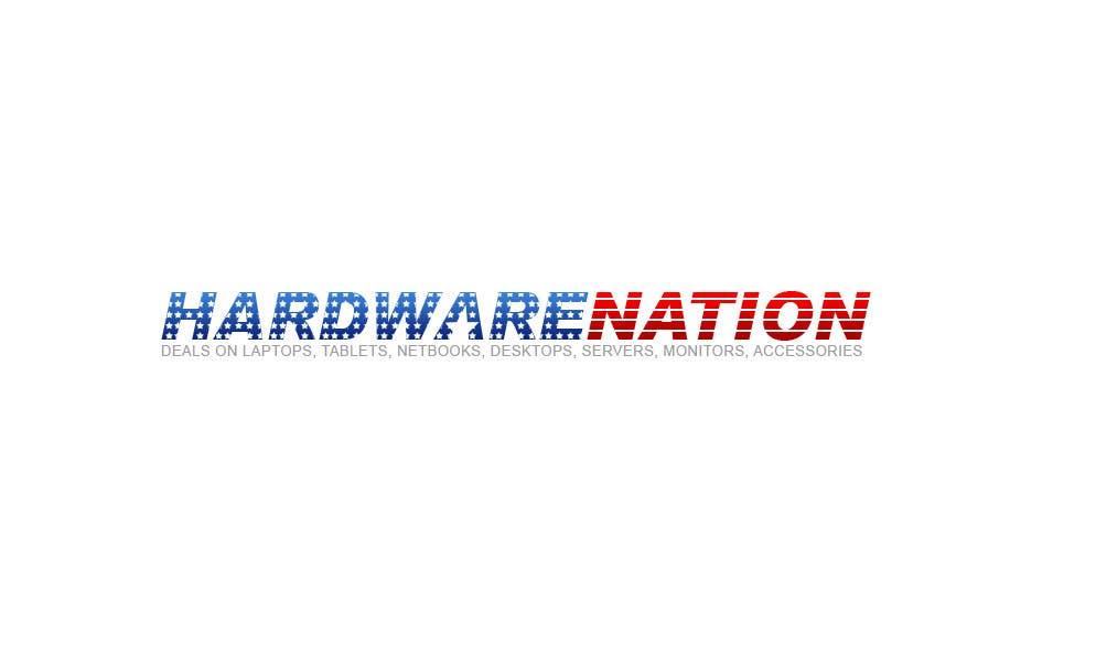 Contest Entry #                                        416                                      for                                         Logo Design for HardwareNation.com