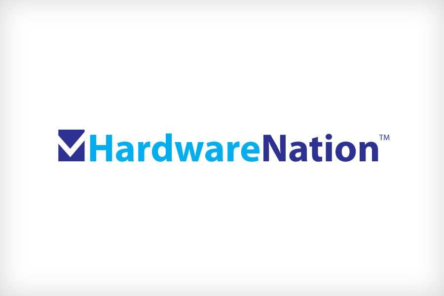 Contest Entry #324 for Logo Design for HardwareNation.com