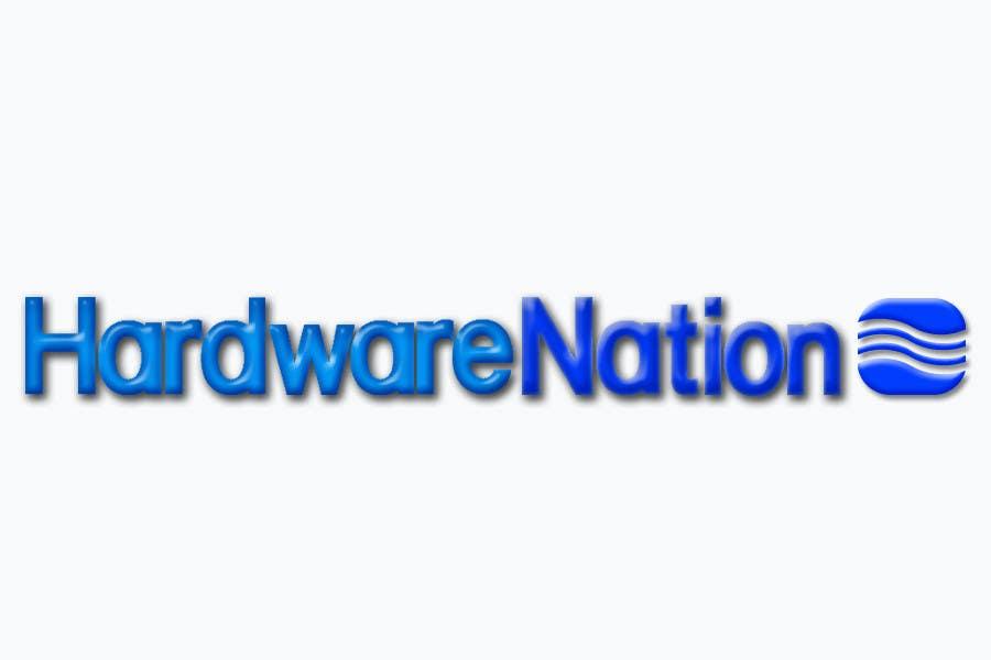 Contest Entry #                                        463                                      for                                         Logo Design for HardwareNation.com
