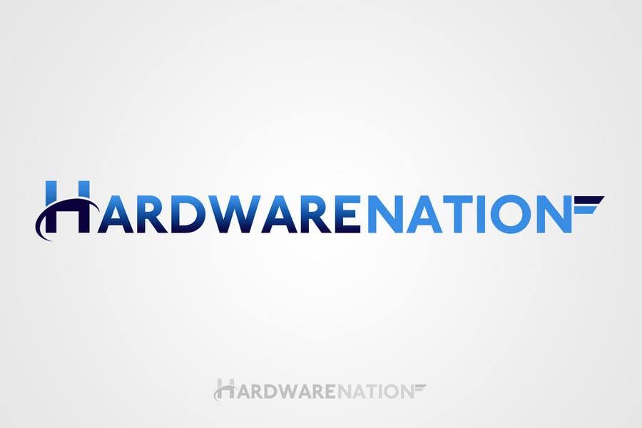 Contest Entry #                                        403                                      for                                         Logo Design for HardwareNation.com