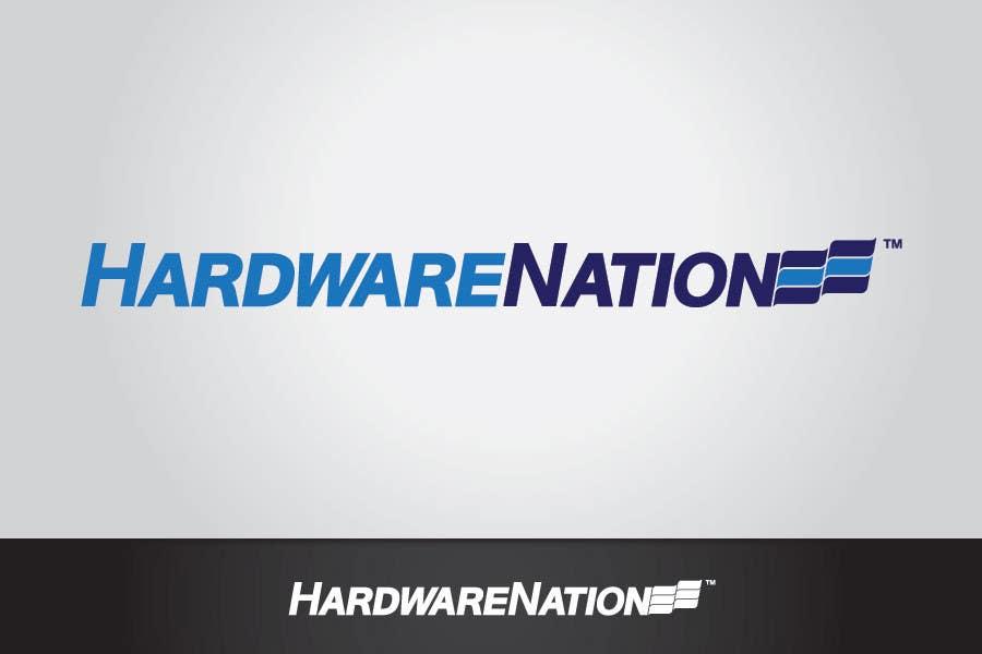 Contest Entry #                                        405                                      for                                         Logo Design for HardwareNation.com