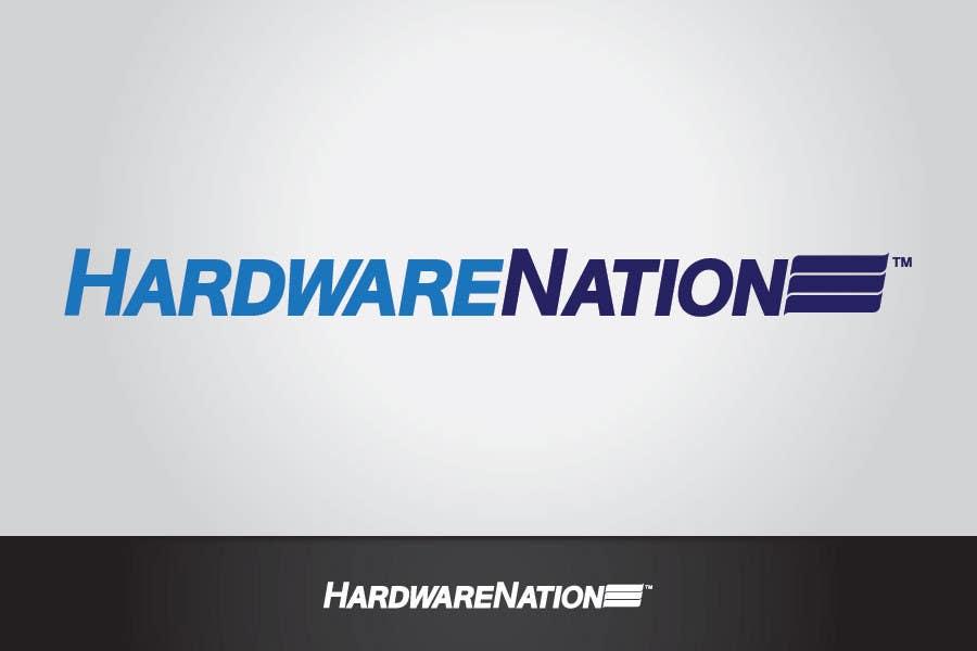 Participación en el concurso Nro.                                        409                                      para                                         Logo Design for HardwareNation.com