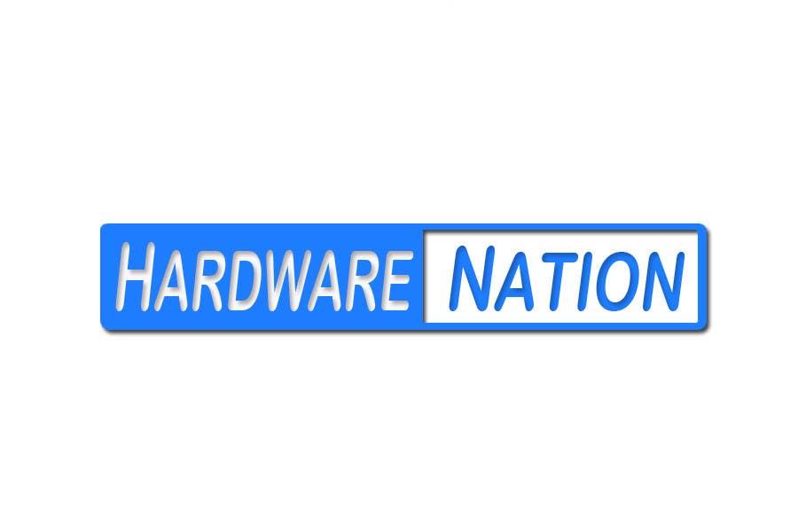 Contest Entry #                                        533                                      for                                         Logo Design for HardwareNation.com