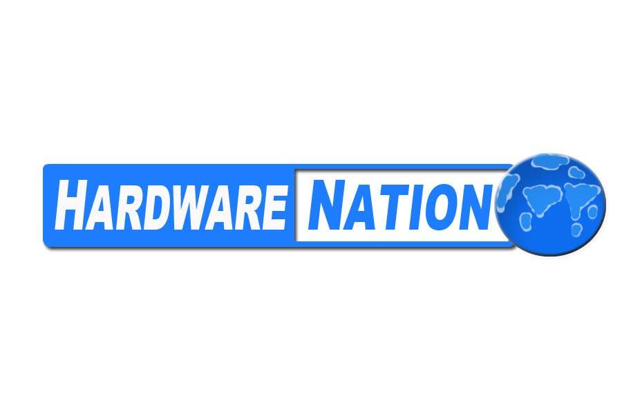 Contest Entry #                                        531                                      for                                         Logo Design for HardwareNation.com