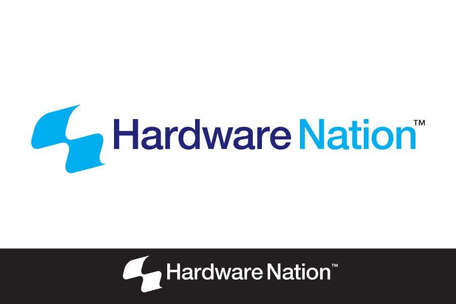 Contest Entry #                                        401                                      for                                         Logo Design for HardwareNation.com