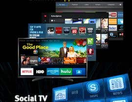 #50 for Create a Front Book Cover Image about New TV Business Opportunities by pixelbd24