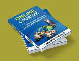 #13 для Create a Front Book Cover Image about Using Online Courses for Marketing and Sales Lead Generation от kashmirmzd60