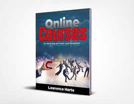 #22 для Create a Front Book Cover Image about Using Online Courses for Marketing and Sales Lead Generation от MUsmanAshraf123