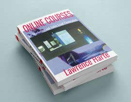 #79 untuk Create a Front Book Cover Image about Using Online Courses for Marketing and Sales Lead Generation oleh TaAlex