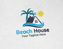 #63 for Contest for Beach House logo design by Sreesujitdeb