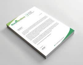 #9 for Letterhead designed and sent in pdf by abdulmonayem85