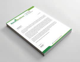 #12 for Letterhead designed and sent in pdf by abdulmonayem85