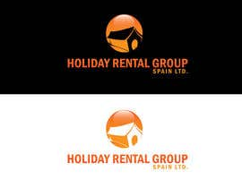 "#15 untuk Logo Design for ""Holiday Rental Group Spain Ltd."" oleh barwalrules"