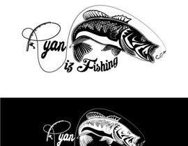 "#286 for Create a Fishing Logo ""RYAN IZ FISHING"" by imranhossainsidd"