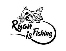 "#62 for Create a Fishing Logo ""RYAN IZ FISHING"" by Ziauddinlimon"
