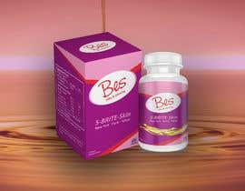 Nro 23 kilpailuun package design for a nutritional supplement käyttäjältä dsprincesof