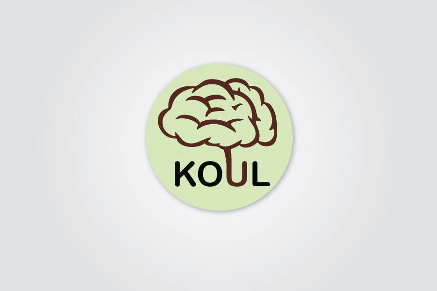 Proposition n°12 du concours Logo Design for e-Learning platform at Koul