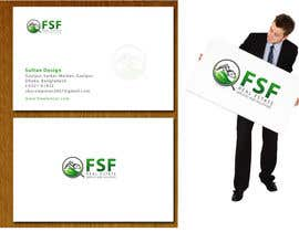 #40 for Logo Design for FSF af sultandesign
