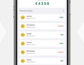 #14 untuk Build a clean mobile UI for a project oleh shakilaiub10