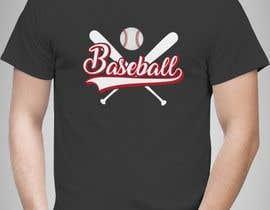 #29 cho T-Shirt Designs for Baseball Company bởi FR19
