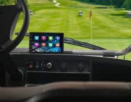 #20 para Photoshop touch screen on to dashboard of golf cart por bryandoesburg