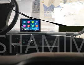 #25 para Photoshop touch screen on to dashboard of golf cart por shamim66