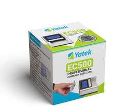 nº 47 pour Create Print and Packaging Designs: Note fake detector - 30/04/2019 06:44 EDT par khuramja