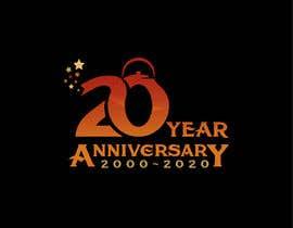 #285 untuk 20th Anniversary logo for NYC Magic Show oleh alinhd