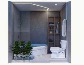 NCJT07 tarafından Design a Master Bathroom için no 37