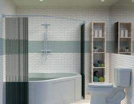 lauravivasg tarafından Design a Master Bathroom için no 39
