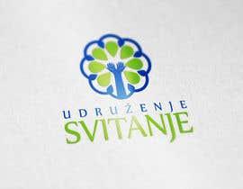 Nro 67 kilpailuun Redesign a logo for Svitanje (Sunrise) Association käyttäjältä rasimsah