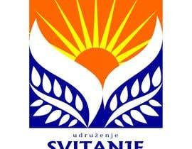 Nro 103 kilpailuun Redesign a logo for Svitanje (Sunrise) Association käyttäjältä dayak3