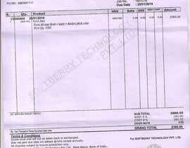 #38 for Data Entry PDF to Excel af sat19138914