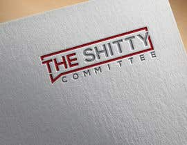 #189 for Design a logo - The Shitty Committee af studiobd19