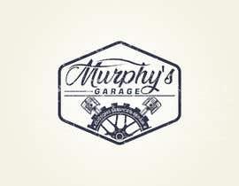#162 untuk Company logo for Murphy's Garage LLC oleh imranhassan998