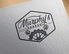 #163 untuk Company logo for Murphy's Garage LLC oleh imranhassan998