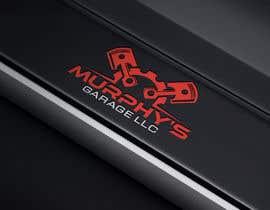 #113 untuk Company logo for Murphy's Garage LLC oleh DesignDesk143