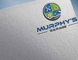 #146 untuk Company logo for Murphy's Garage LLC oleh firstdesignbd
