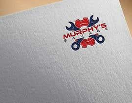#33 untuk Company logo for Murphy's Garage LLC oleh riddicksozib91