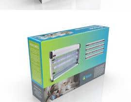 #40 untuk Create Print and Packaging Designs: Mosquito Killer UV Lamp oleh samratrajgd