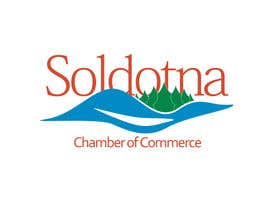 #21 untuk Logo Design for Soldotna Chamber of Commerce oleh DeceptiveDesign