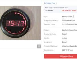 #4 cho Product search for Interval Timer, find producer of the article according picture (low quality) and description bởi xuantinh