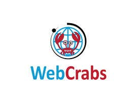 #36 for I need a logo design for website development company. Company name: Web Crabs. Need attractive and colourful logo for digital agency. by king271997